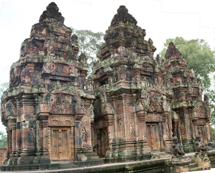 Banteay Srei Central Shrine